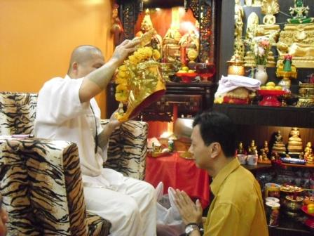 Ajahn Subin with Siam Amulets