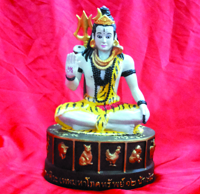 Lord Siva - Bucha Big - Ajahn Thep Varman